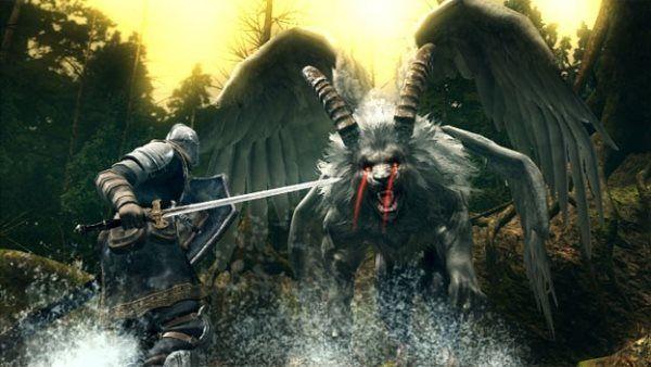 Pirullisen Haastava Dark Souls II -