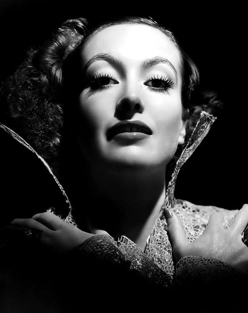 "sparklejamesysparkle: "" Joan Crawford by George Hurrell, 1934. """