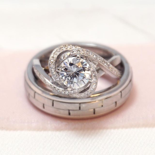 The 25 Best Design Your Own Engagement Rings Ideas On Pinterest Gold Band