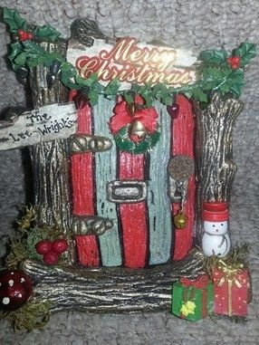 made by Fairy Things by Toni Louise xx fairy door
