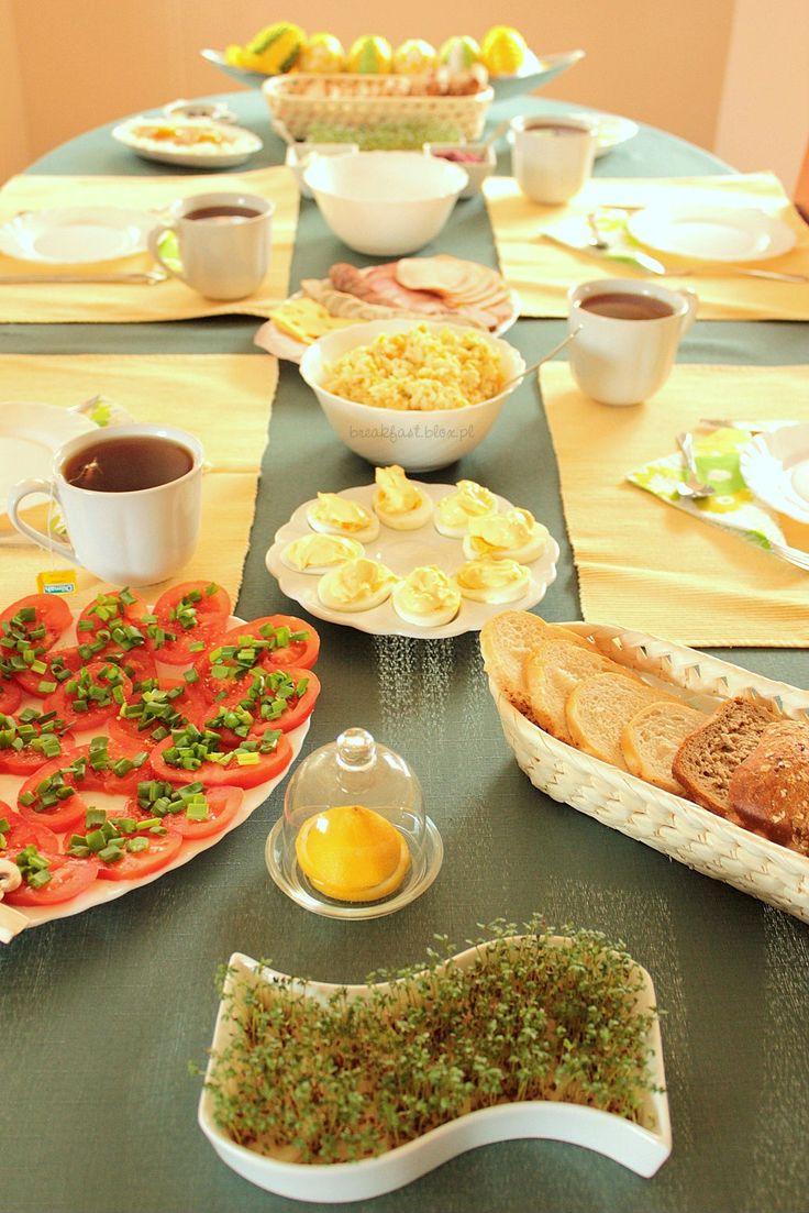 Śniadanie wielkanocne // #Easter breakfast #wielkanoc