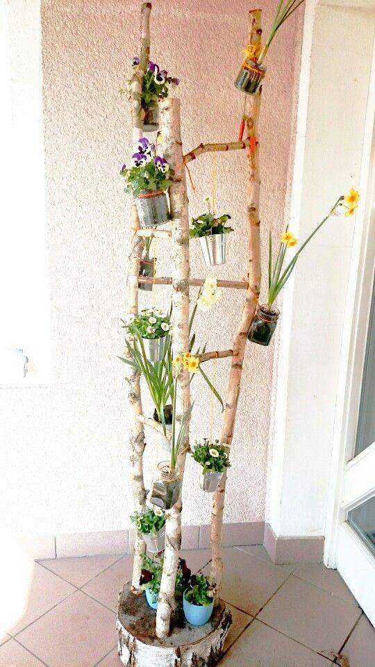 Auf der Suche nach einer tollen, originellen Gartendekoration? Such nicht weiter! 8 wunderbare Ideen! - DIY Bastelideen