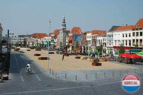 Beursstraat Vlissingen (jaartal: 2010 tot heden) - Foto's SERC