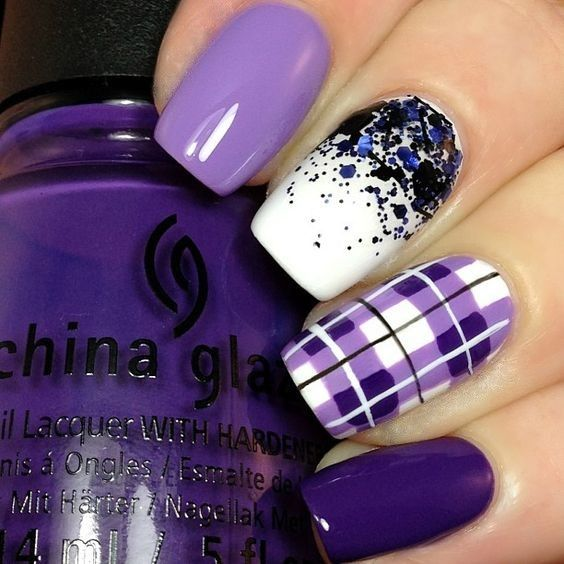 Variety Of Nail Art By Yours Truly: 25+ Best Ideas About Types Of Nails On Pinterest