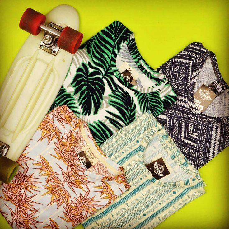 Hi five! menswear t-shirt lifestyle pennyboard tribal leaf streetstyle outfit streetwear szputnyik