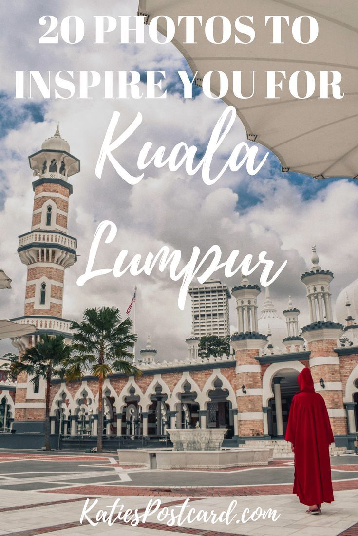 Kuala Lumpur is a city which exceeded my expectations like no other. While expecting yet another dirty and chaotic South-East Asian megalopolis, I was awarded with a clean and relaxed place with shiny shopping districts and calming parks. Check out my 20 photos and let me provide you some inspiration for your Kuala Lumpur itinerary. Keywords: Things to do in, Travel, Malaysia, Food, Photography #KualaLumpur #Malaysia #Travel #Vacation