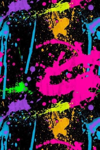 Paint splatter <3