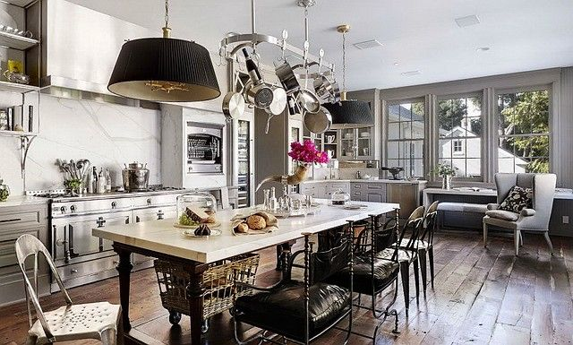 .: Kitchens Design, Windsor Smith, Dreams Kitchens, Gwyneth Paltrow, Floors, The Angel, Kitchens Ideas, House, Gwynethpaltrow
