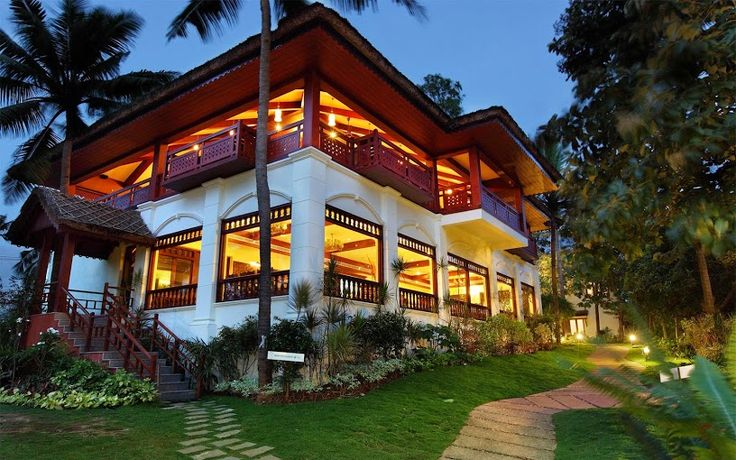 View of the #Restaurant at #Fragrant #Nature #Resort - A #RareIndia #Retreat ! Let your #palate get #pampered with you!  Explore More: http://bit.ly/VOPNID