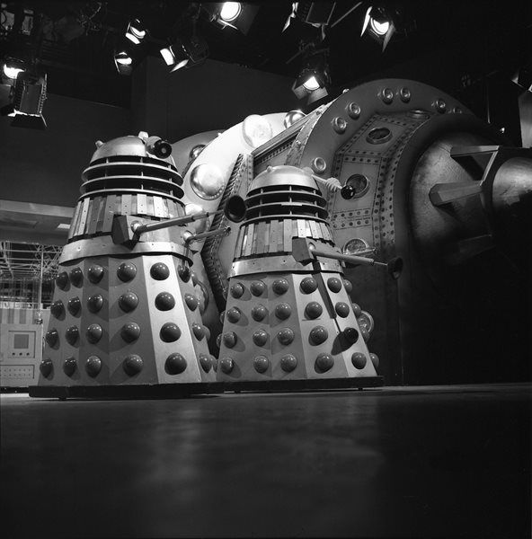 Radio Times went on set in 1966 to photograph The Power of the Daleks