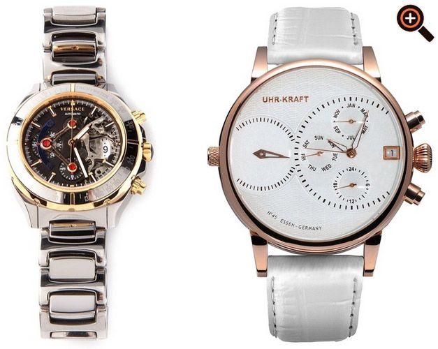 Armbanduhren Damen & Herren - Diesel, Michael Kors, Fossil & teure Uhren