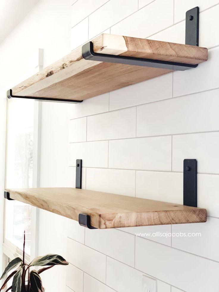 Best Diy Shelves Ideas In 2020 Diy Wood Shelves Diy Wooden
