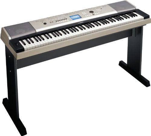 Yamaha YPG-535 88-key Portable Grand Graded-Action USB Keyboard with Matching Stand and Sustain Pedal Yamaha http://www.amazon.com/dp/B003F2X13I/ref=cm_sw_r_pi_dp_IBFeub0C56JJY
