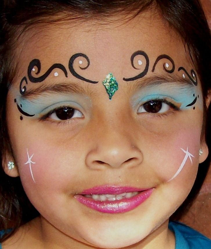 Face Paints | Festival Butterfly Favorite Unicorn Gypsy Princess Irish Green