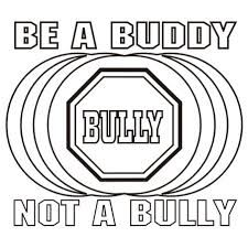 image result for anti bullying coloring pages
