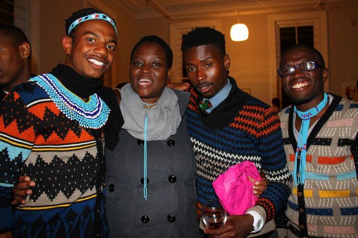 Bongeziwe Mabandla, Bantu Mtshiselwa  Photo by: Ntsika Tyatya