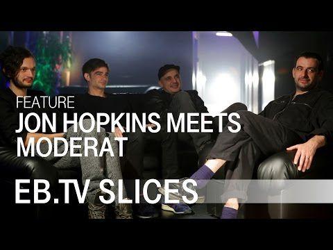 Jon Hopkins.