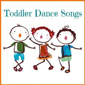 Sing and Groove with Toddler Dance Songs.  Catchy tunes to get young tots up and moving.