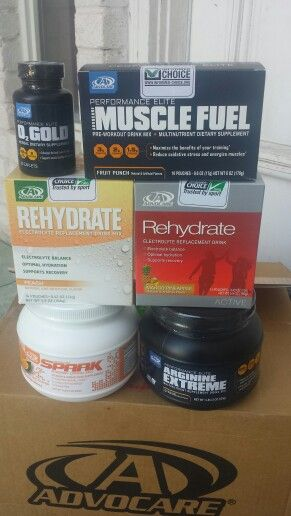 Advocare rich froning performance bundle order yours at
