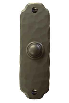 Arts and Crafts Craftsman Style Hand Hammered Oild Rubbed Bronze Door Bell Buttons and Hand Crafted Arts and Crafts Style Door Chime Covers.  sc 1 st  Pinterest & 29 best Doorbells images on Pinterest | Craftsman Hammered copper ...