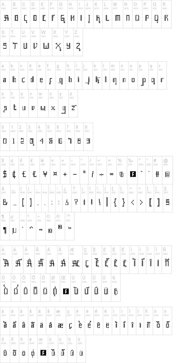 Javanese Font