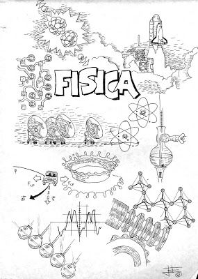 Resultado de imagen para caratulas para cuadernos fisica