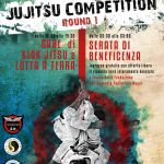 Jujitsu Competition – round 1
