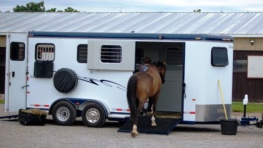 Bumper Hitch Trailers by Balanced Ride are rear facing trailers respecting the natural balance .
