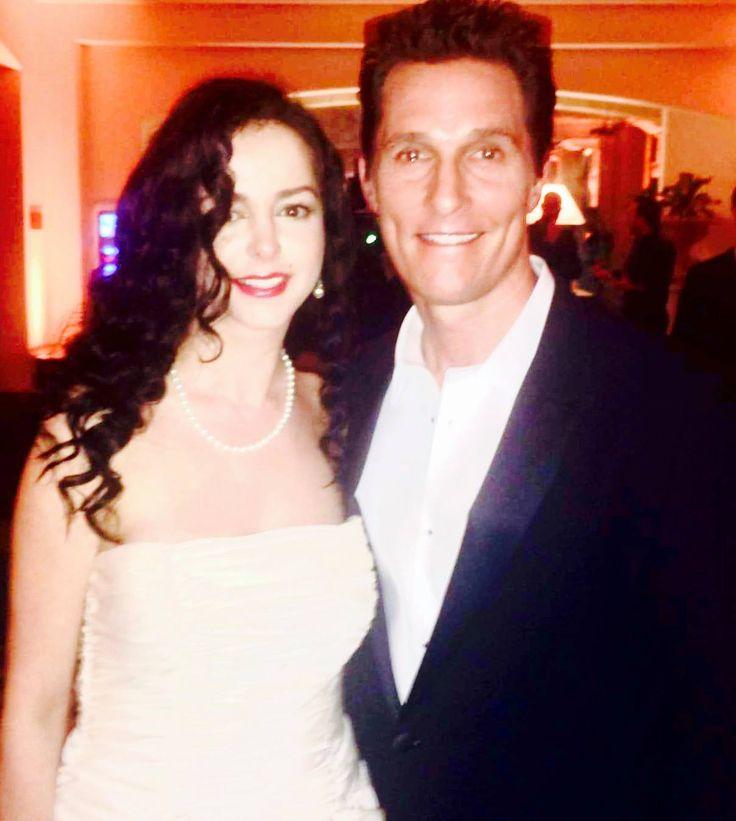 Despina Mirou & Matthew McConaughey