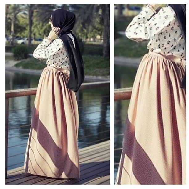 @hanna_anna ❤ hijab style