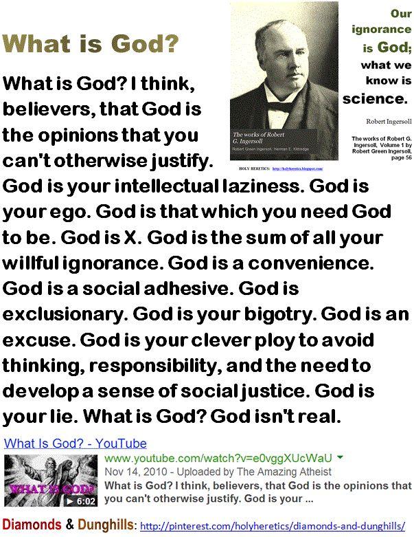 Did Darwin Kill God? Opinions needed!?