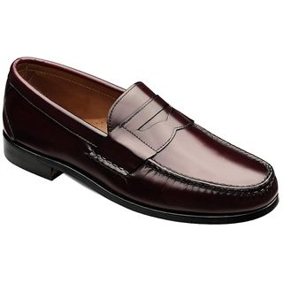 Allen Edmonds - Walden Burgundy $250. This classic style features a PORON® forefoot insole for extra comfort and shock absorption. The highest-grade leather upper is carefully crafted by hand to avoid any imperfections. The contoured last, designed to mimic men's feet, creates the perfect fit. The full leather lining is soft and breathable, and the premium leather sole flexes naturally with the foot lasting comfort.