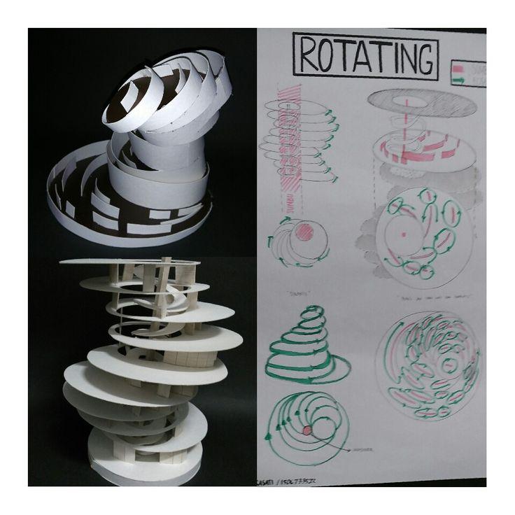 Rotating -Ken Larasati - Kelas  1.3 -Kelompok 1B