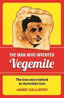 New book, The Man Who Invented Vegemite. More news on Cread.com.au