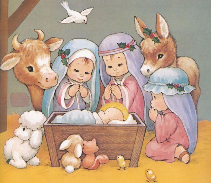 Historia Navidad de Ruth Morehead   Compartiendo por amor