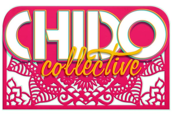 CHIDO COLLECTIVE logo by Astrid Salas, via Behance