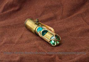 Steampunk USB flash drive by SMART-STEAMPUNKER