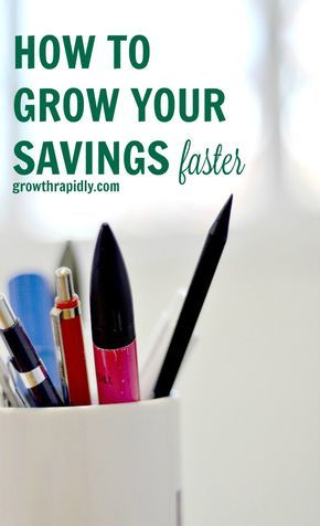 Need help growing your savings faster? Follow these tips for more information.
