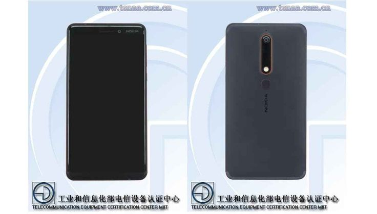 Nokia 6 (2018) Listed on TENAA Again with Different Specs Sheets