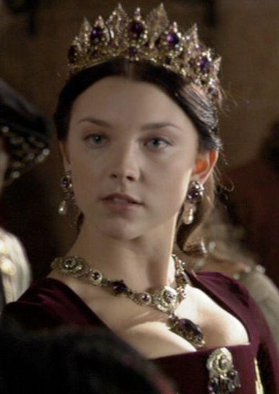 """Anne Boleyn """"The Tudors"""" played by Natalie Dormer"""