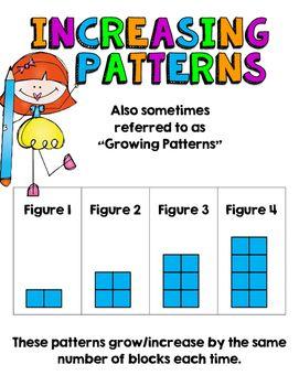 Free math worksheets for grade 1patterns