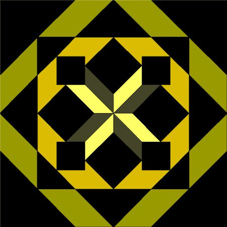 Barn Quilt Patterns Printable | ... Tweet to let your followers know about the free quilt block patterns