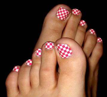 toenail designs | Cute Toenail Designs are Easy with Jamberry Nails
