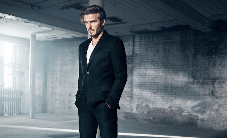 Selected by David Beckham | H&M NL