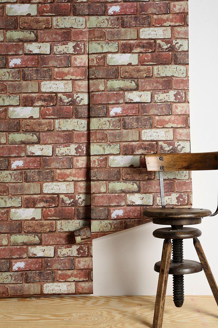Graham Amp Brown Red Brick Wallpaper