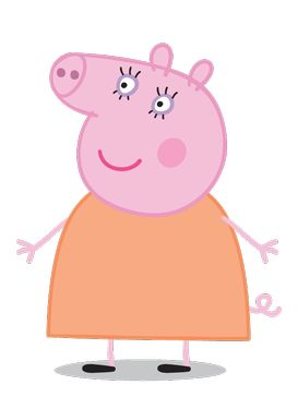 Mummy Pig - Peppa Pig - Wikipedia, the free encyclopedia