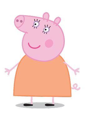 Mummy Pig - Peppa Pig - Wikipedia, the free encyclopedia