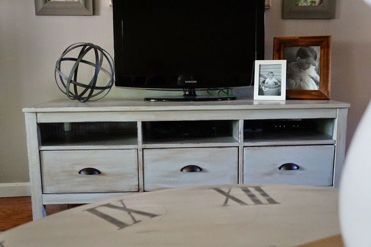 Ikea Hack TV Stand