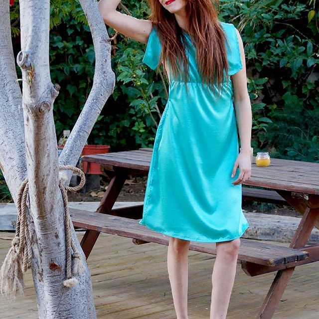 Valencia photoshoot.  #borshadesigns #borsha #photo #modelling #art #fashion #design #fabric #new #makeup #hair #dress #nature #Paterna #colour #aqua #green #dress  Borsha.net coming soon.