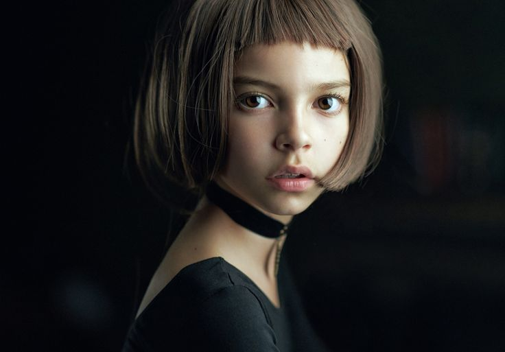Mathilda. Inspired by the movie Leon. Model: Anastasiya Marinina. The Atlantic